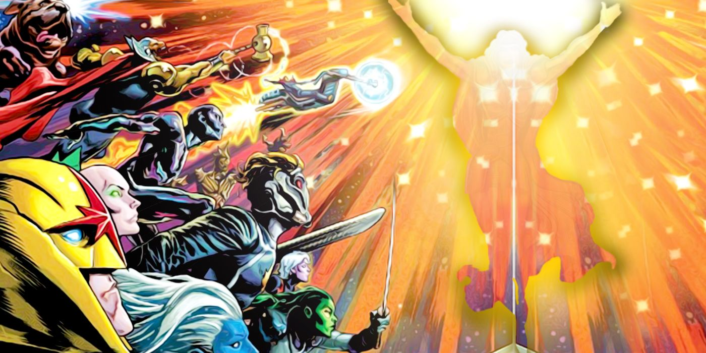 Guardians of the Galaxy May Resurrect Infinity Crusade's Goddess