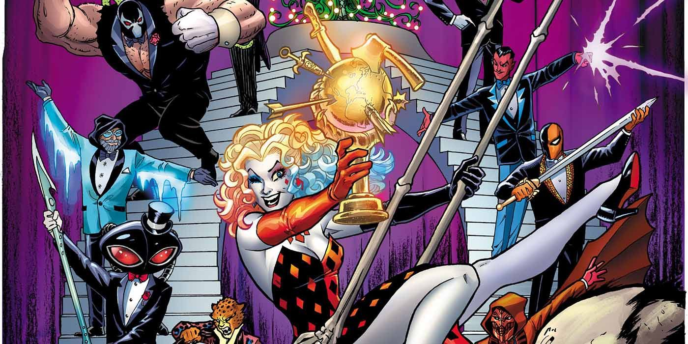Harley Quinn: Villain of the Year Teases Villainy's Biggest Night