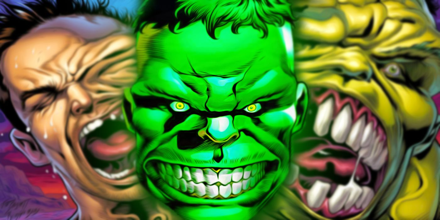 Hulk Syndrome: Marvel Just Made The Hulk Contagious | CBR