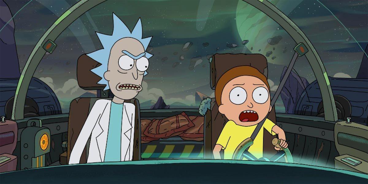 Rick Morty Season 4