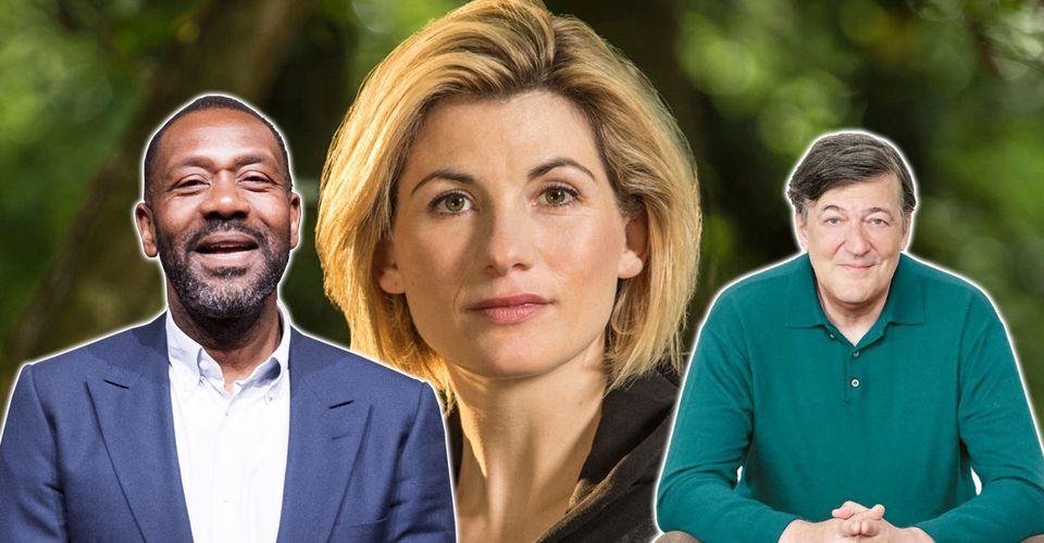 Doctor Who Stephen Fry Sir Lenny Henry Cbe Join New Season