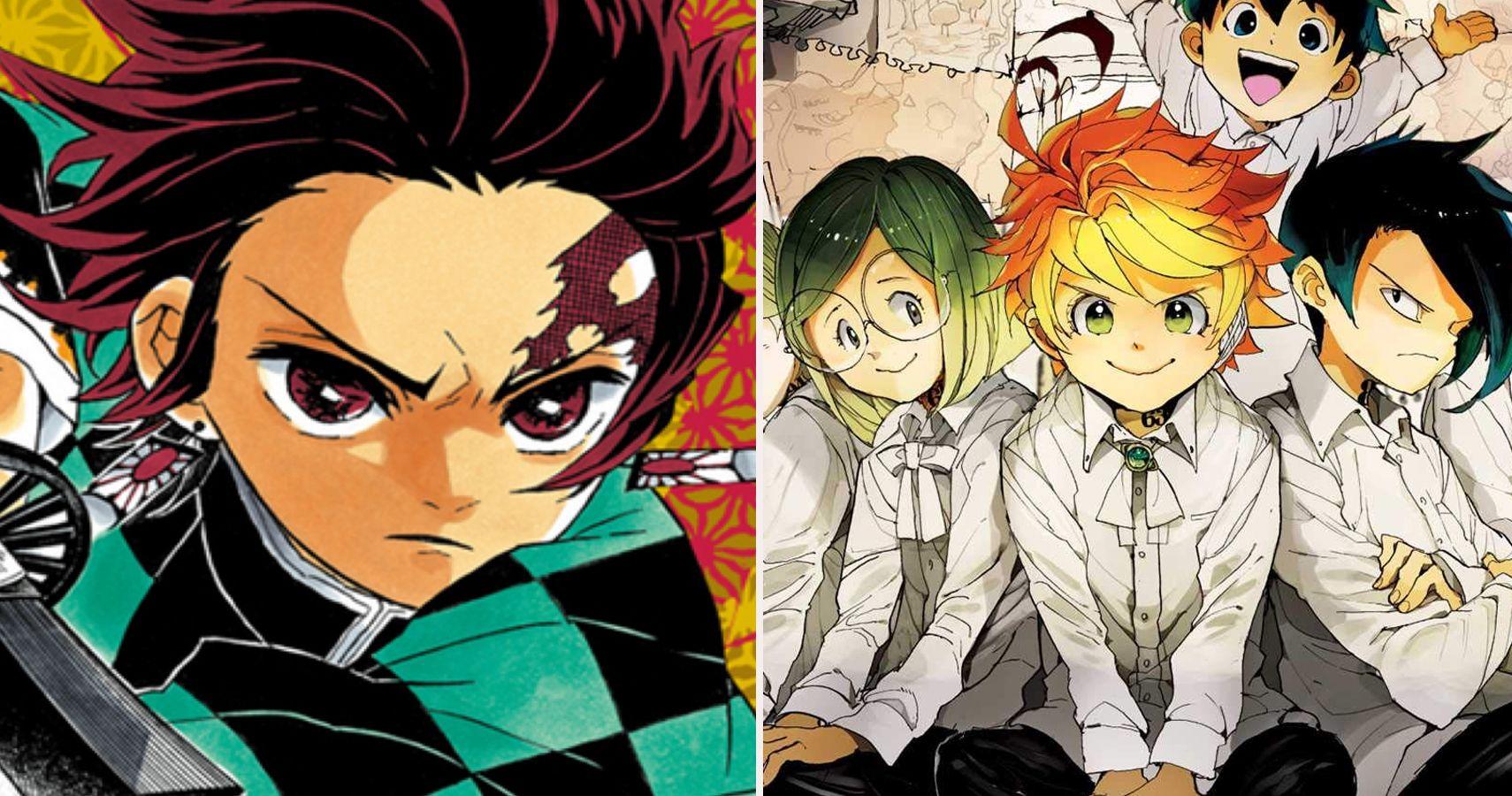 10 Best New Manga Comic Books Of The Decade | CBR