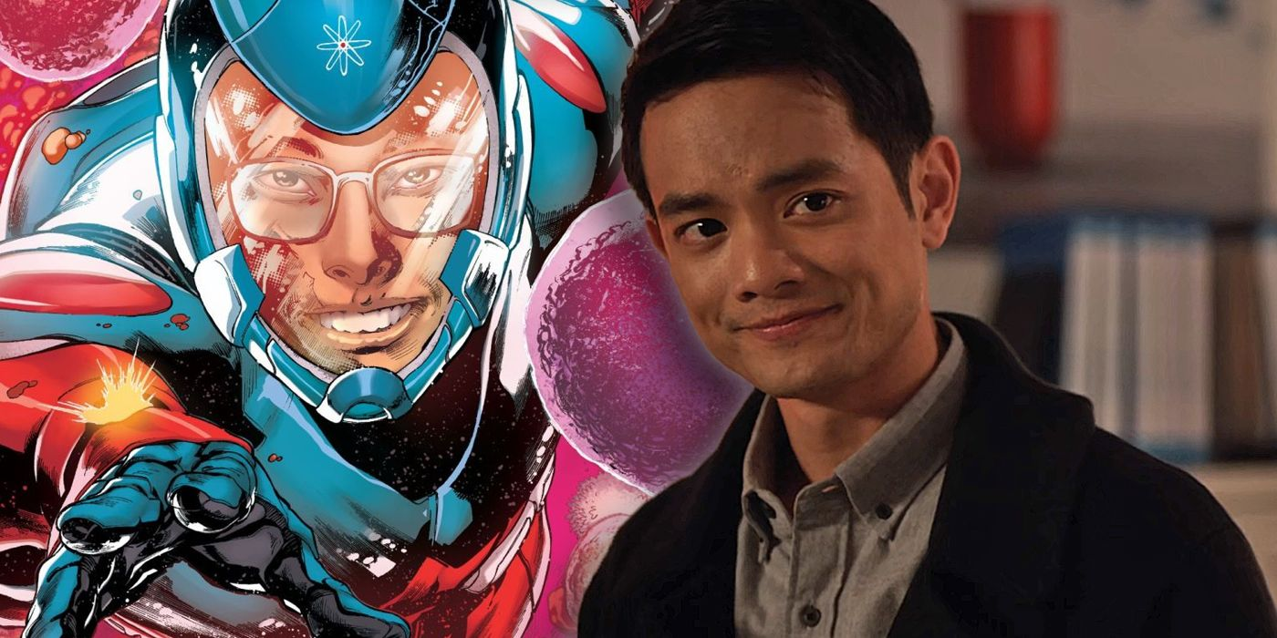 Crisis on Infinite Earths: Osric Chau Was Originally a Marvel Guy