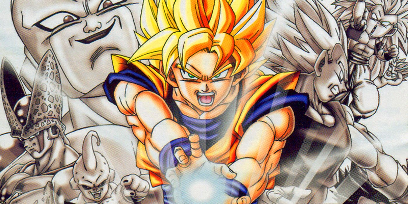 Dragon Ball Z A History Of Mostly Bad Video Games Cbr
