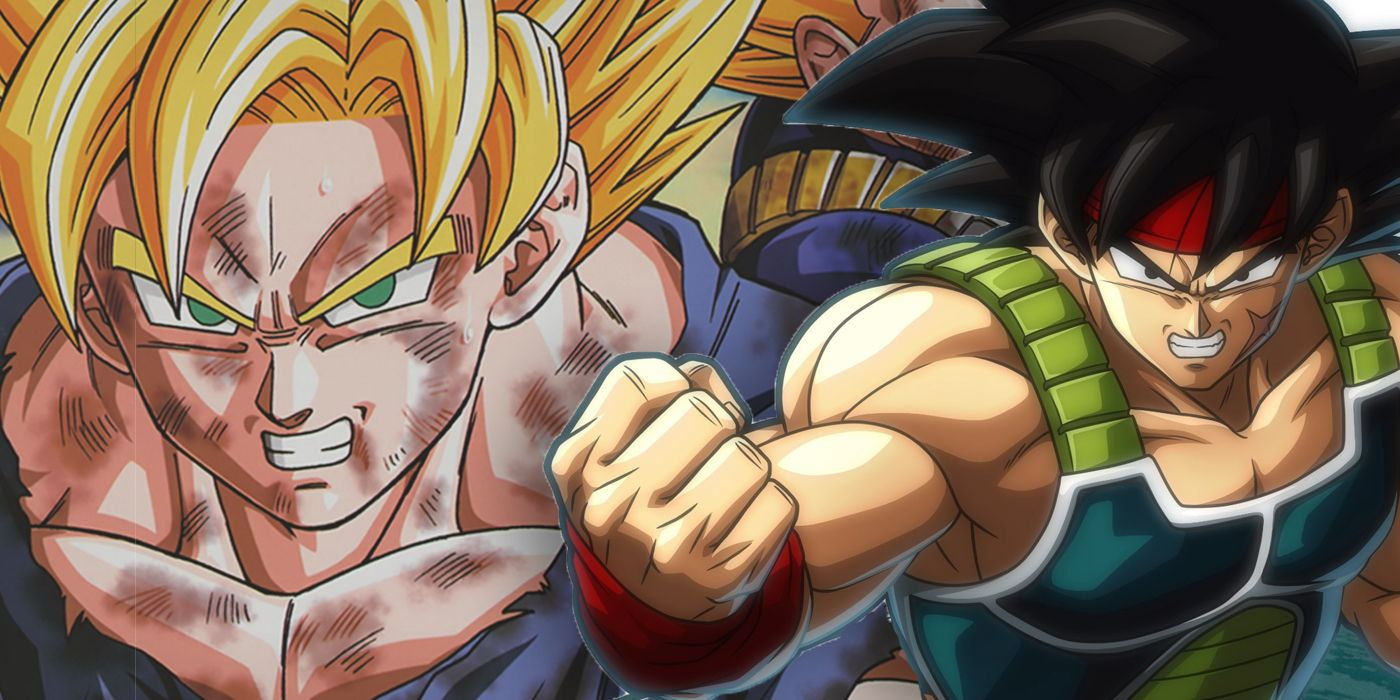 Dragon Ball Can Bardock Really Go Super Saiyan Cbr