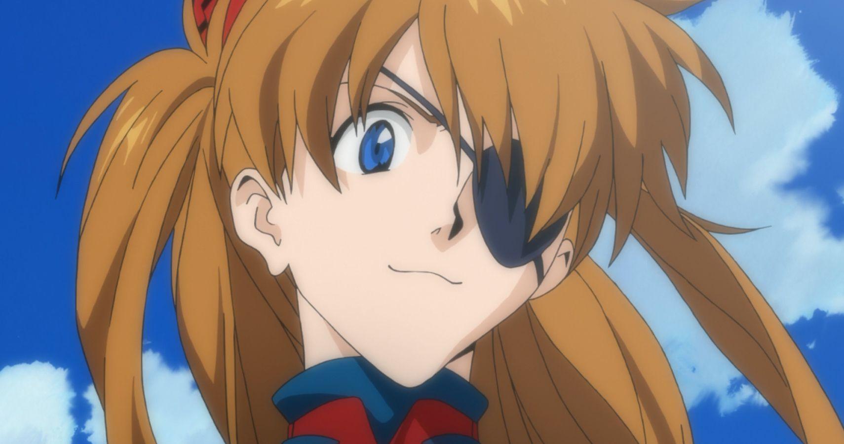 Asuka Evangelion