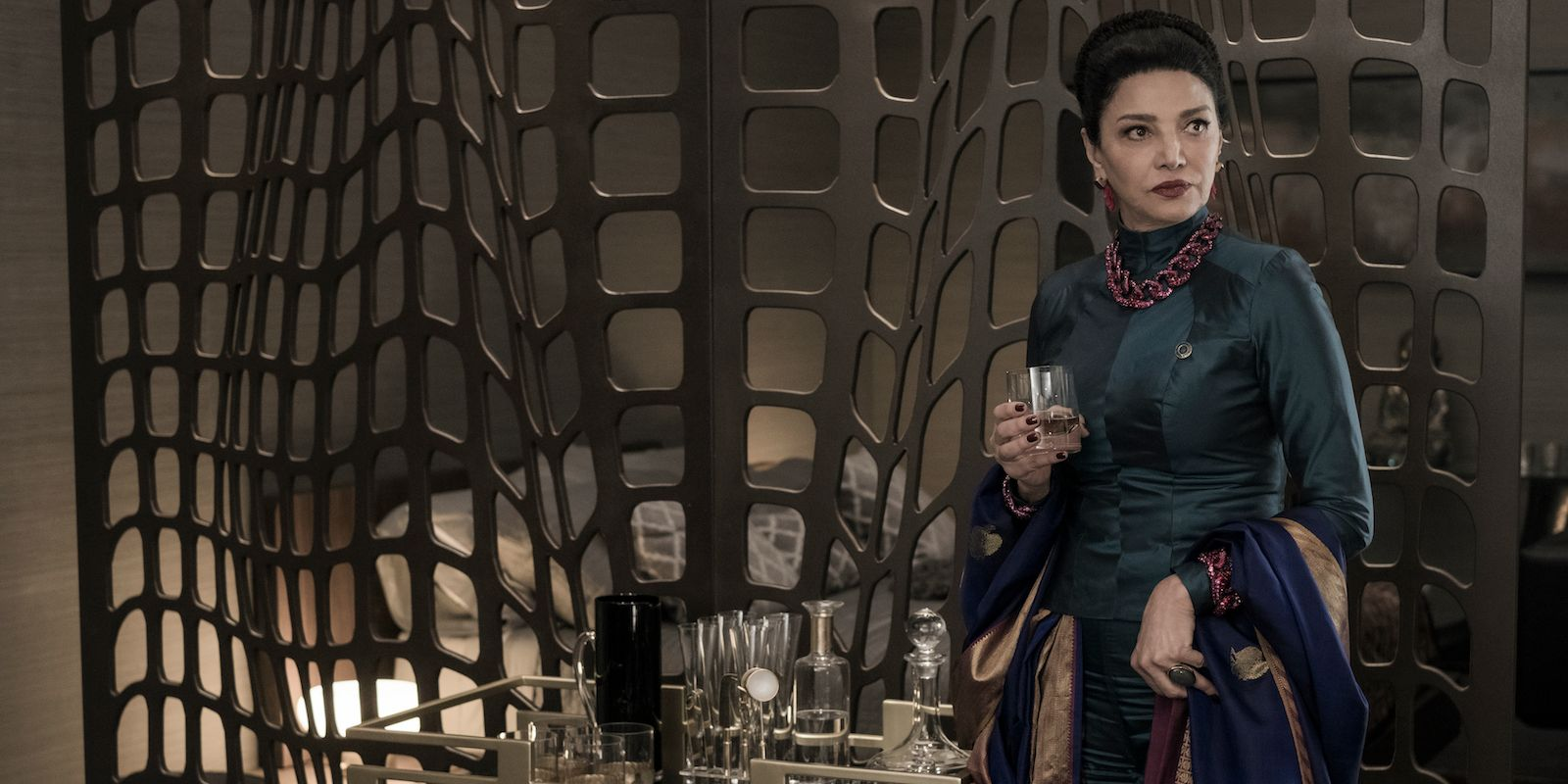 The Expanse: Shohreh Aghdashloo Drew Inspiration From Nancy Pelosi