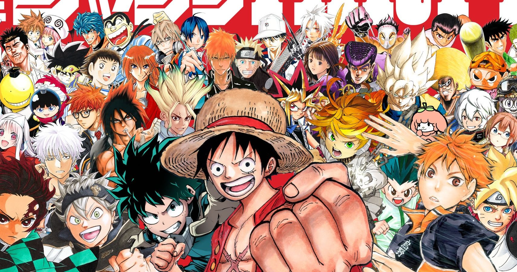 5 Things Wrong With Shonen Jump Anime 5 Things They Do Better Than Anyone Else