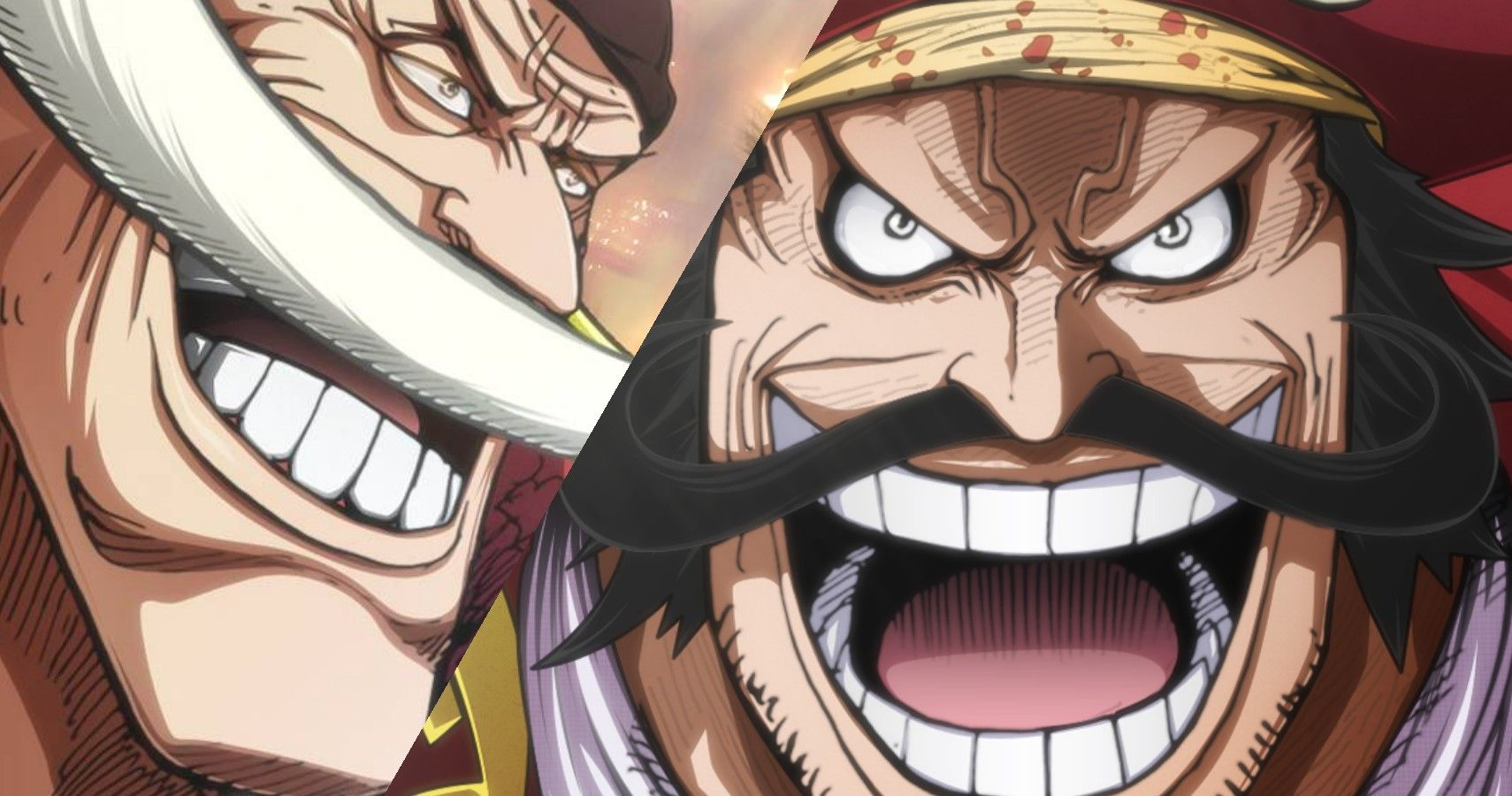 One Piece 10 Characters Who Can Rival Whitebeard Ranked By Strength