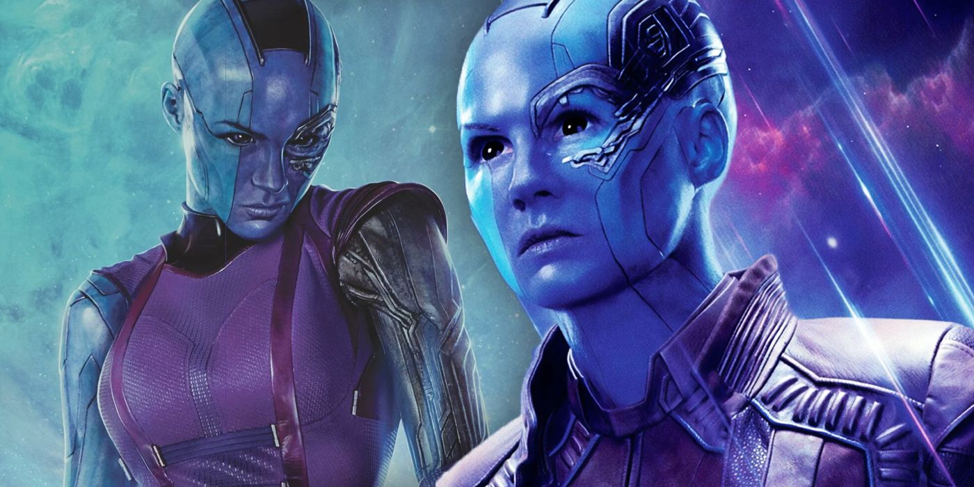 Nebula: How the Guardians of the Galaxy Villain Evolved Into an MCU Hero