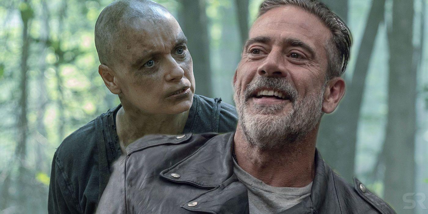 The Walking Dead's Midseason Premiere Brings a Reward for Negan