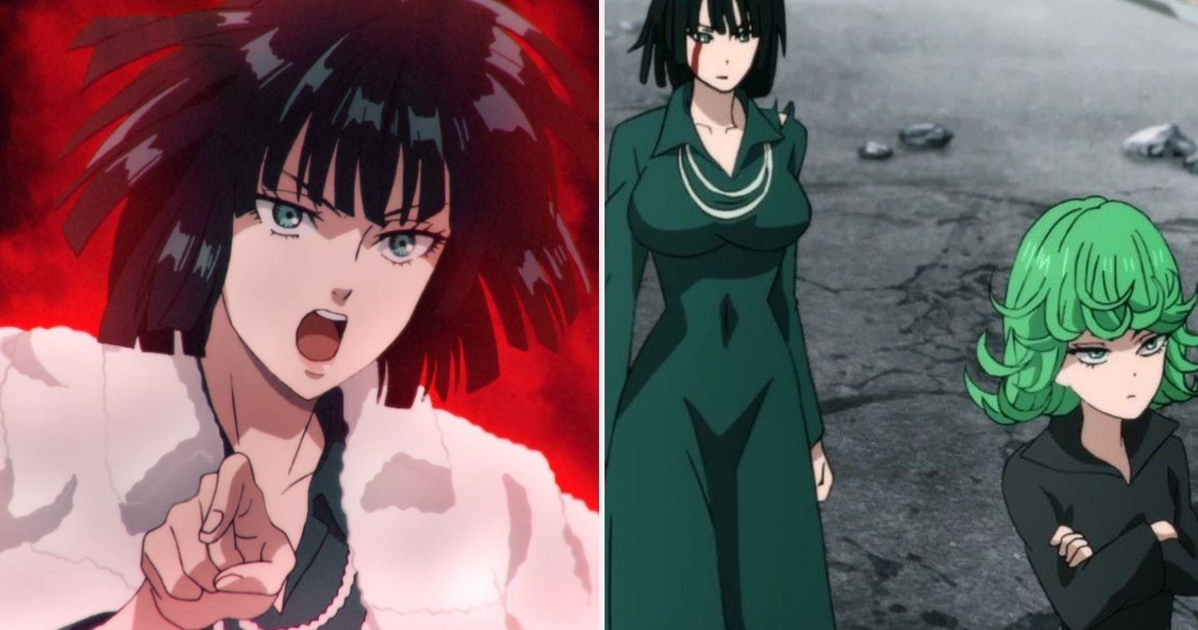 One Punch Man 10 Little Known Facts About Fubuki Cbr