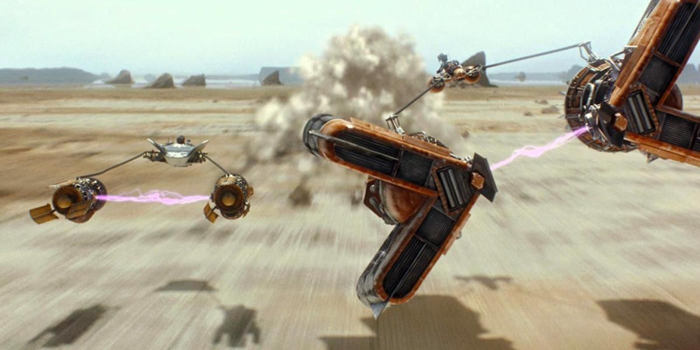 Star Wars: The Phantom Menace's Deleted Scenes Make Podracing Worse