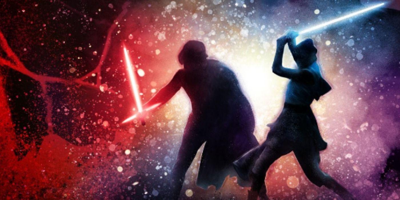 Star Wars: New Rise of Skywalker Poster Homages Revenge of the Jedi