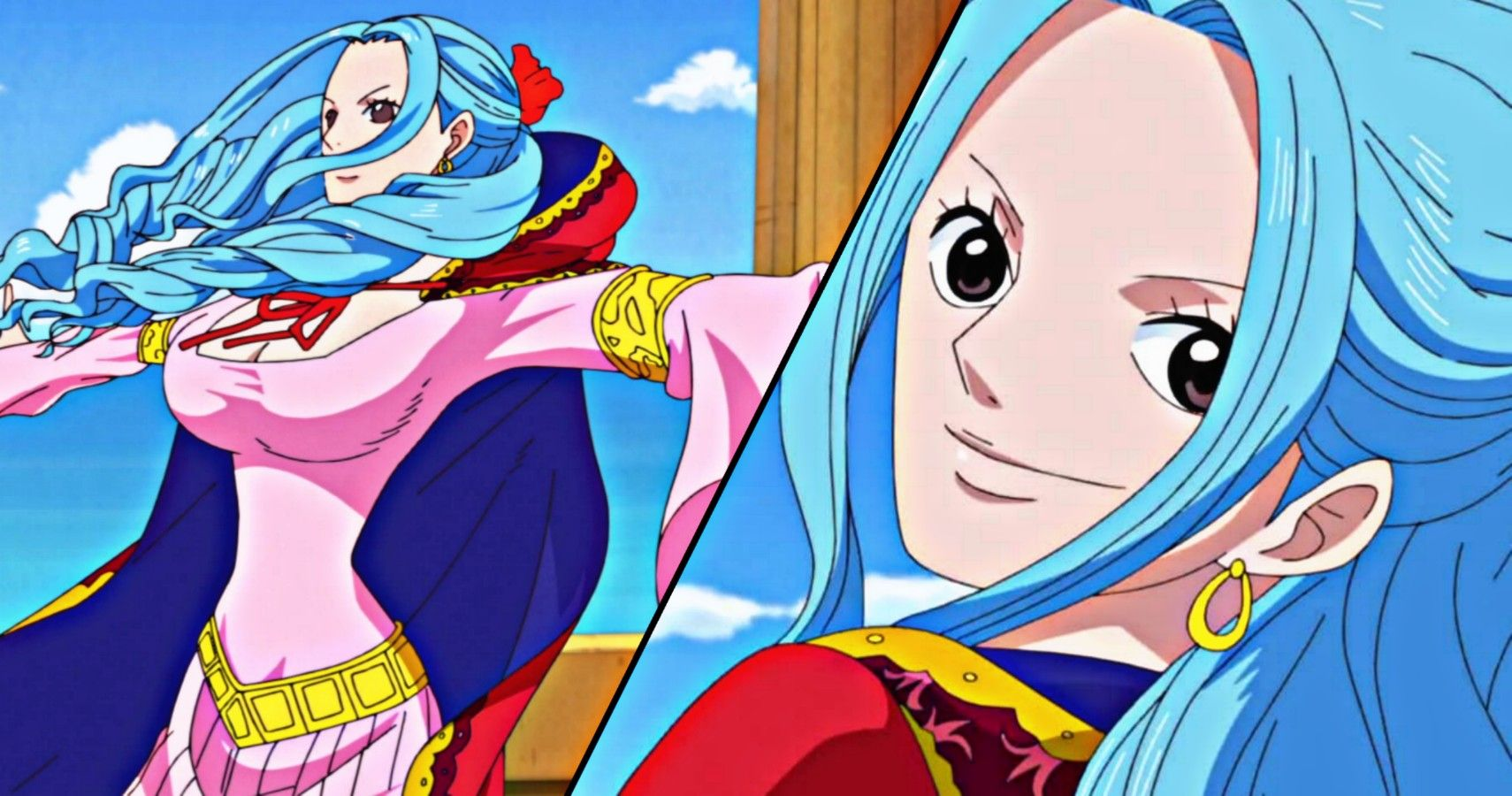One Piece: 10 Weird Things You Never Knew About Vivi | CBR