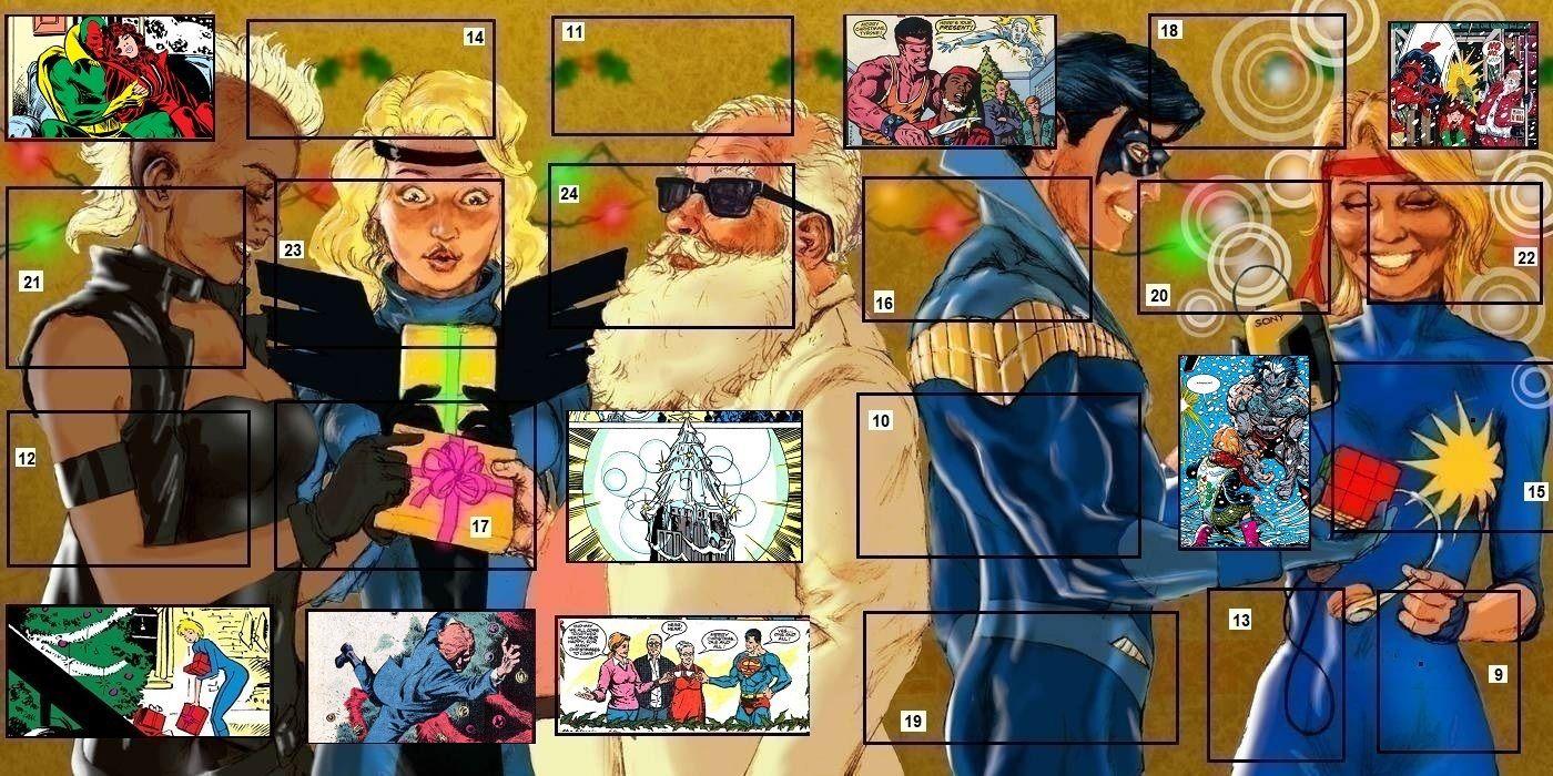 CSBG Totally Tubular 80s Christmas Advent Calendar, Day 9 | CBR