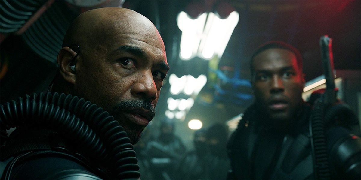 Michael Beach on Truth Be Told, Aquaman, Swamp Thing & The 100