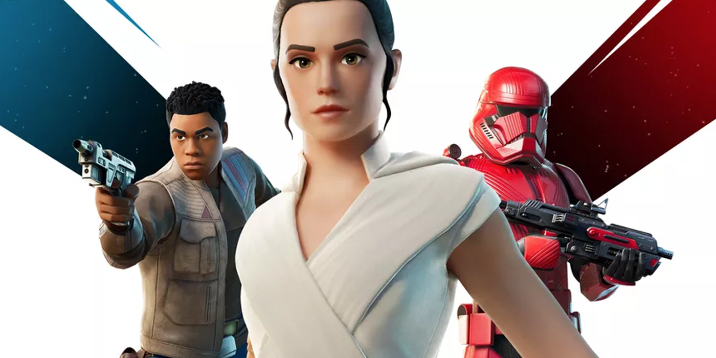 Star Wars: Fortnite Introduces New Rise of Skywalker Skins   CBR