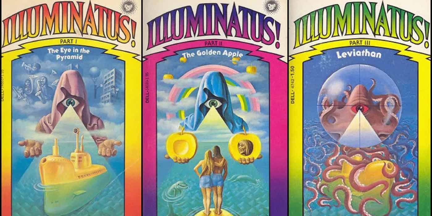 Hivemind to Adapt The Illuminatus Trilogy for TV | CBR
