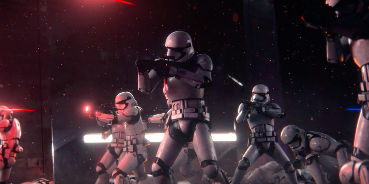 Star Wars Fan Film Shows Stormtroopers in a New Light | CBR