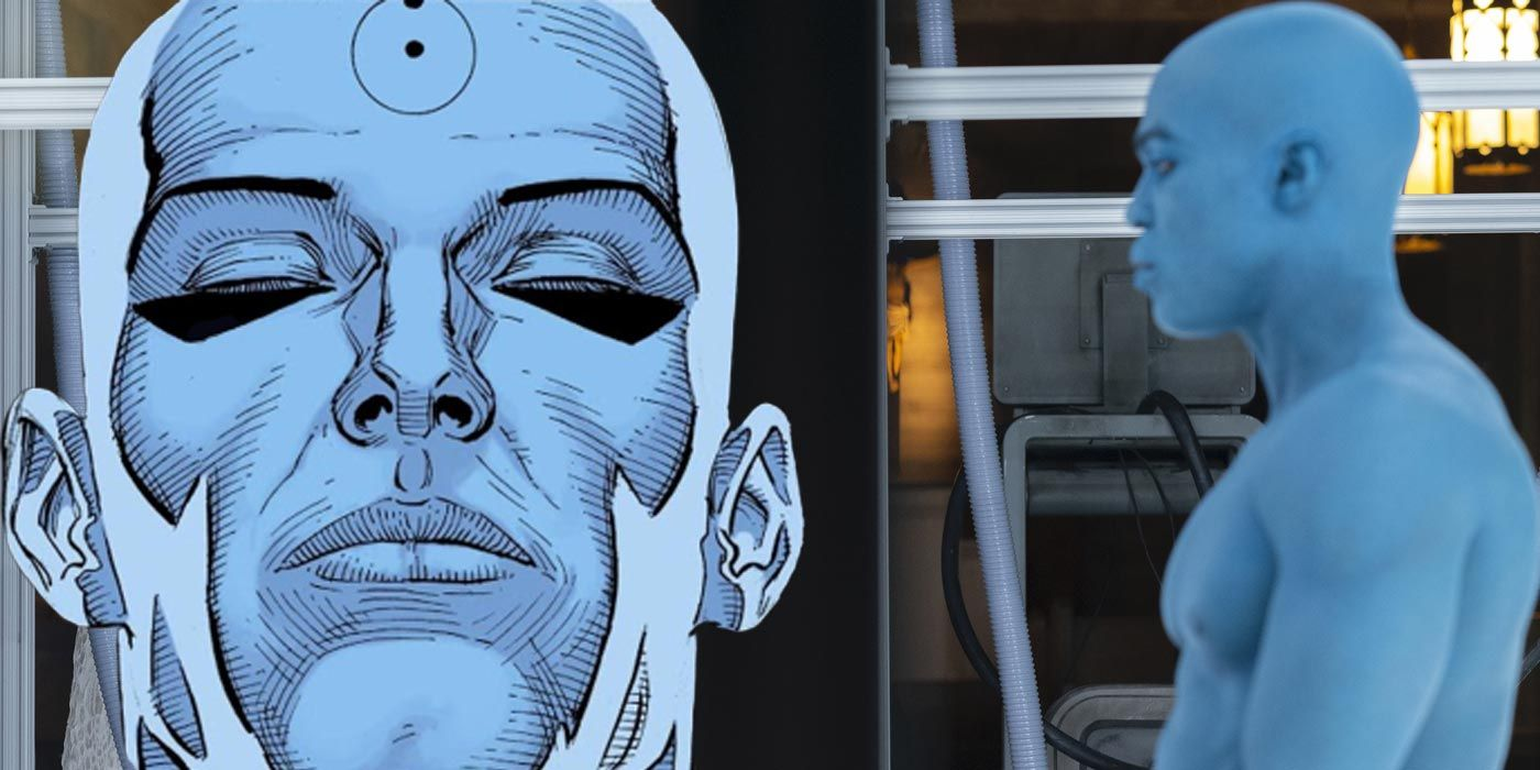 Hbo S Watchmen Dc S Doomsday Clock Share A Similar Ending Cbr