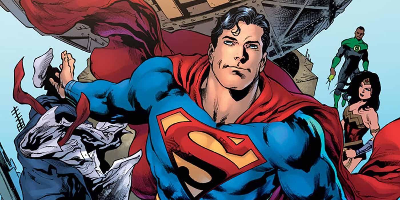 Superman's Secret Identity Reveal Leads To Major DC Location's Destruction