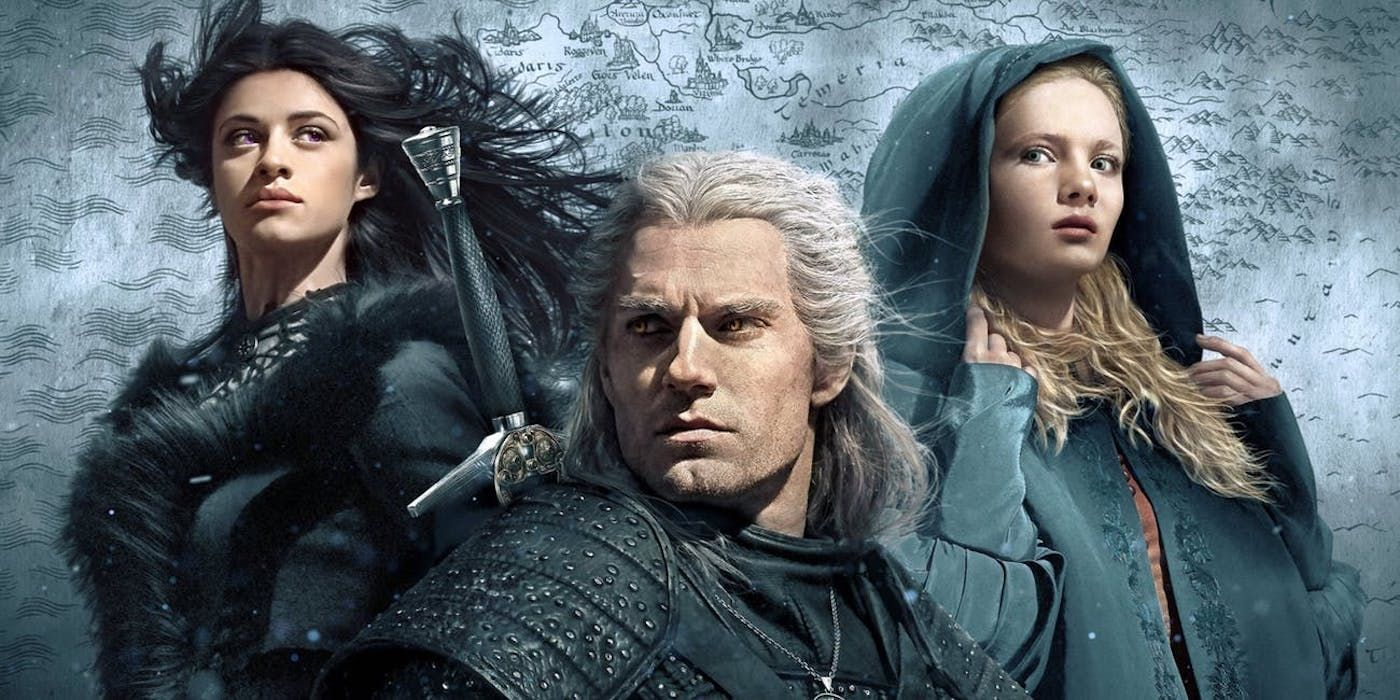 Netflix Paid The Witcher's Crew During the Show's COVID Shutdown