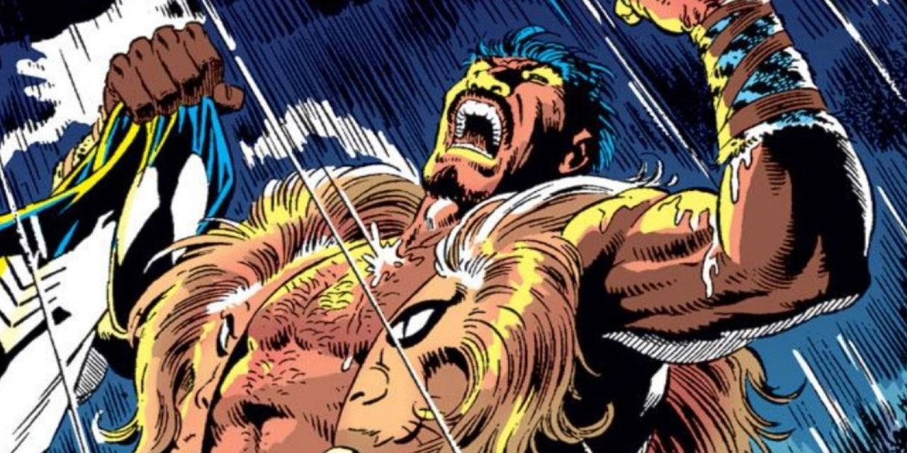 REPORT: Kraven Character Breakdown Ties the Character to Spider-Man