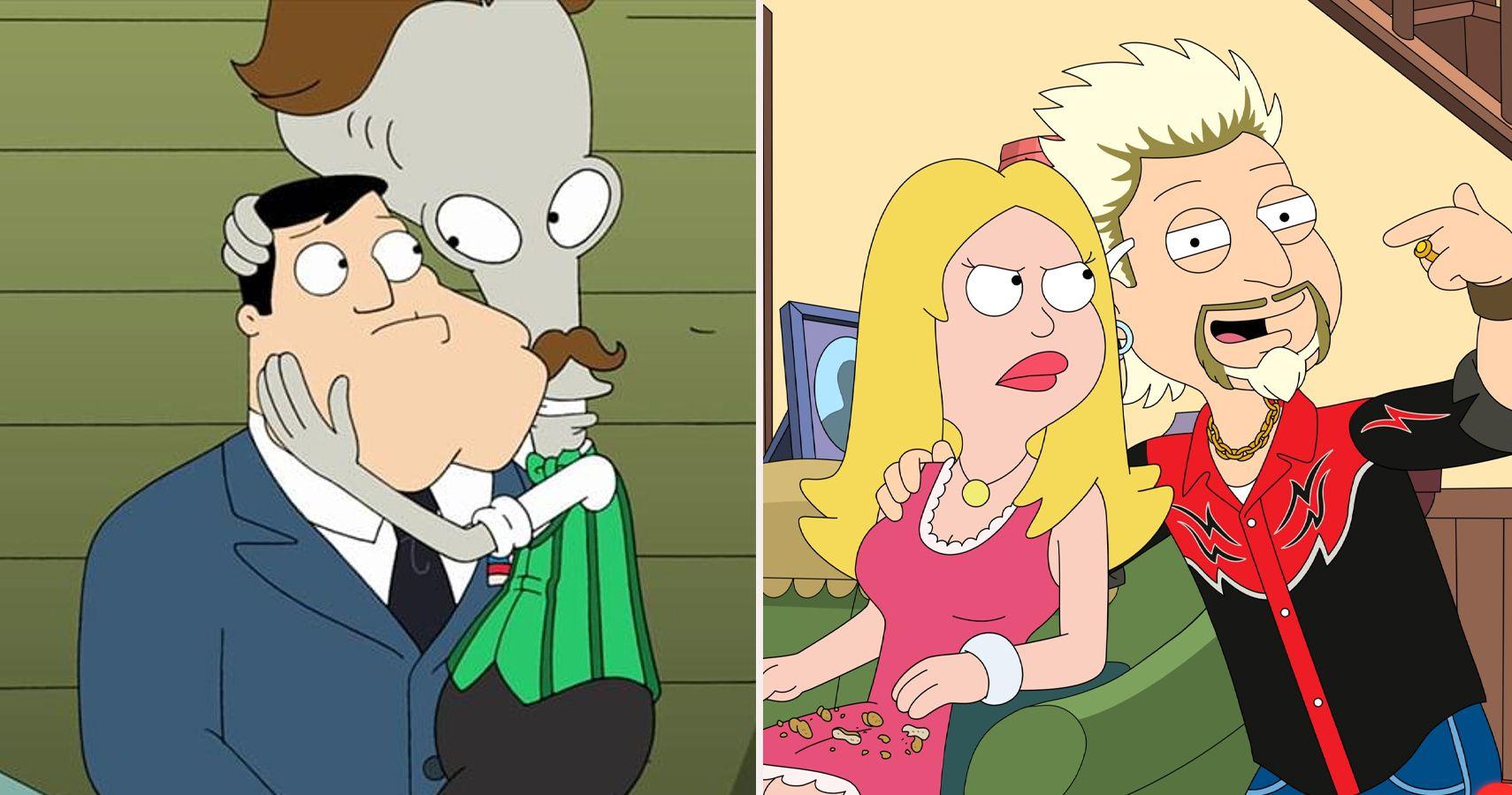 American Dad: Top 10 Weirdest Episodes | CBR