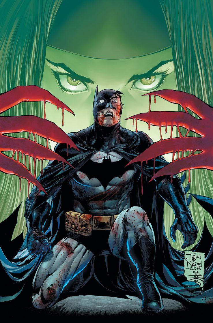 DC Comics Batman #87 James Tynion IV Deathstroke