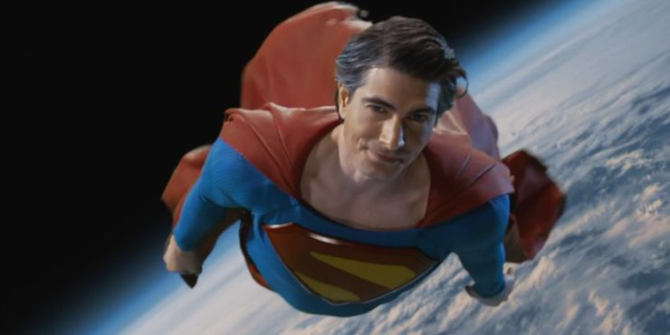 Crisis Brandon Routh Superman - ¿Qué Superman de acción en vivo es más poderoso?