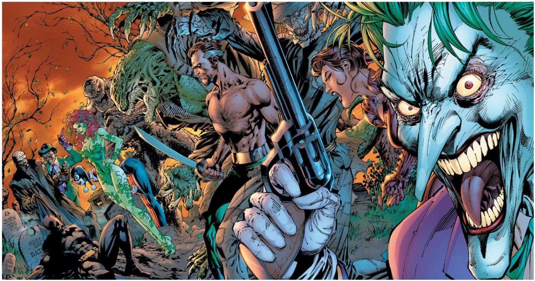 Weird Science DC Comics: Top 5 Fridays: Top 5 Villains I