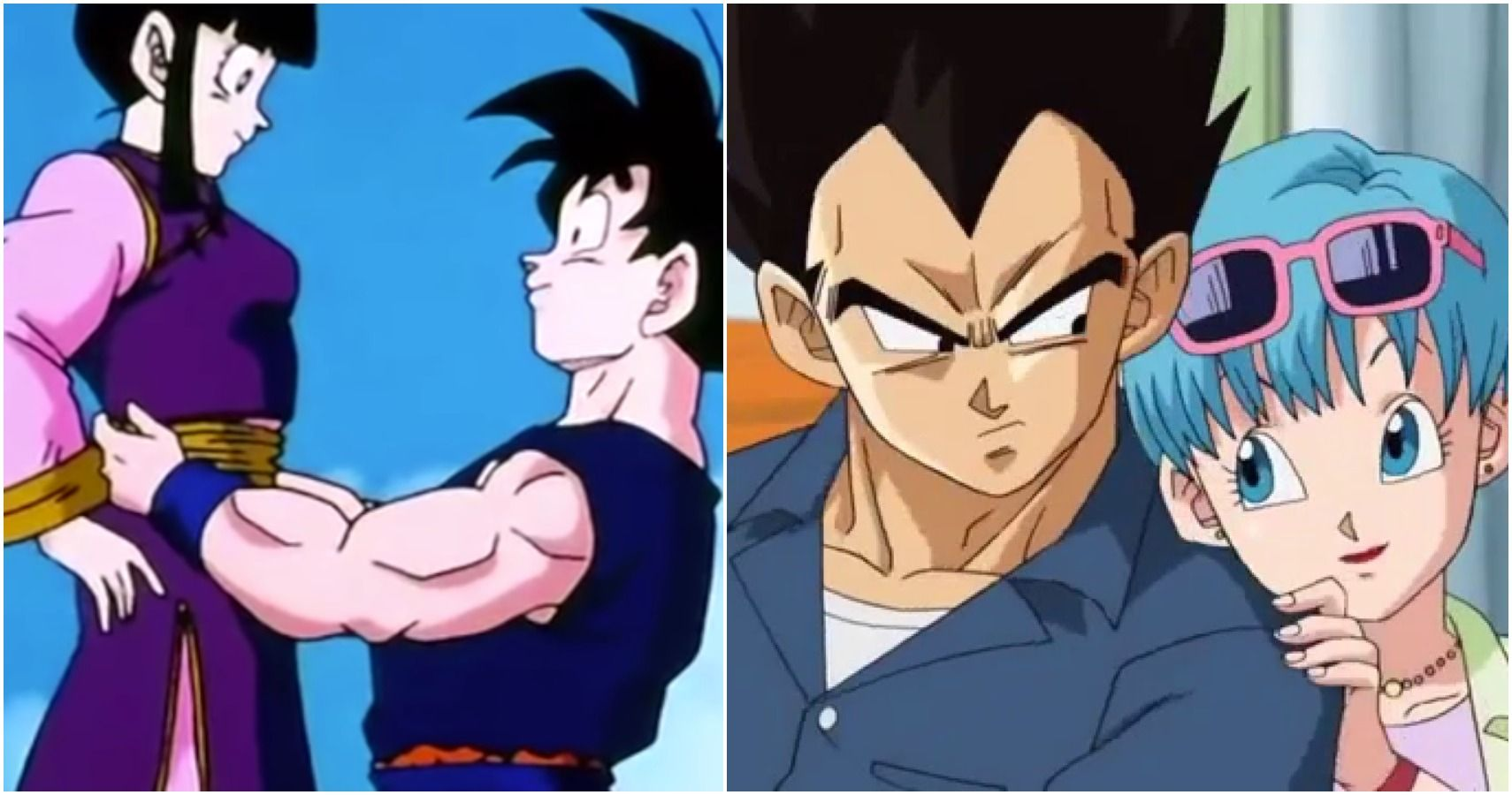 Dragon Ball: 5 Reasons Goku & Chi-Chi Are The Best Couple