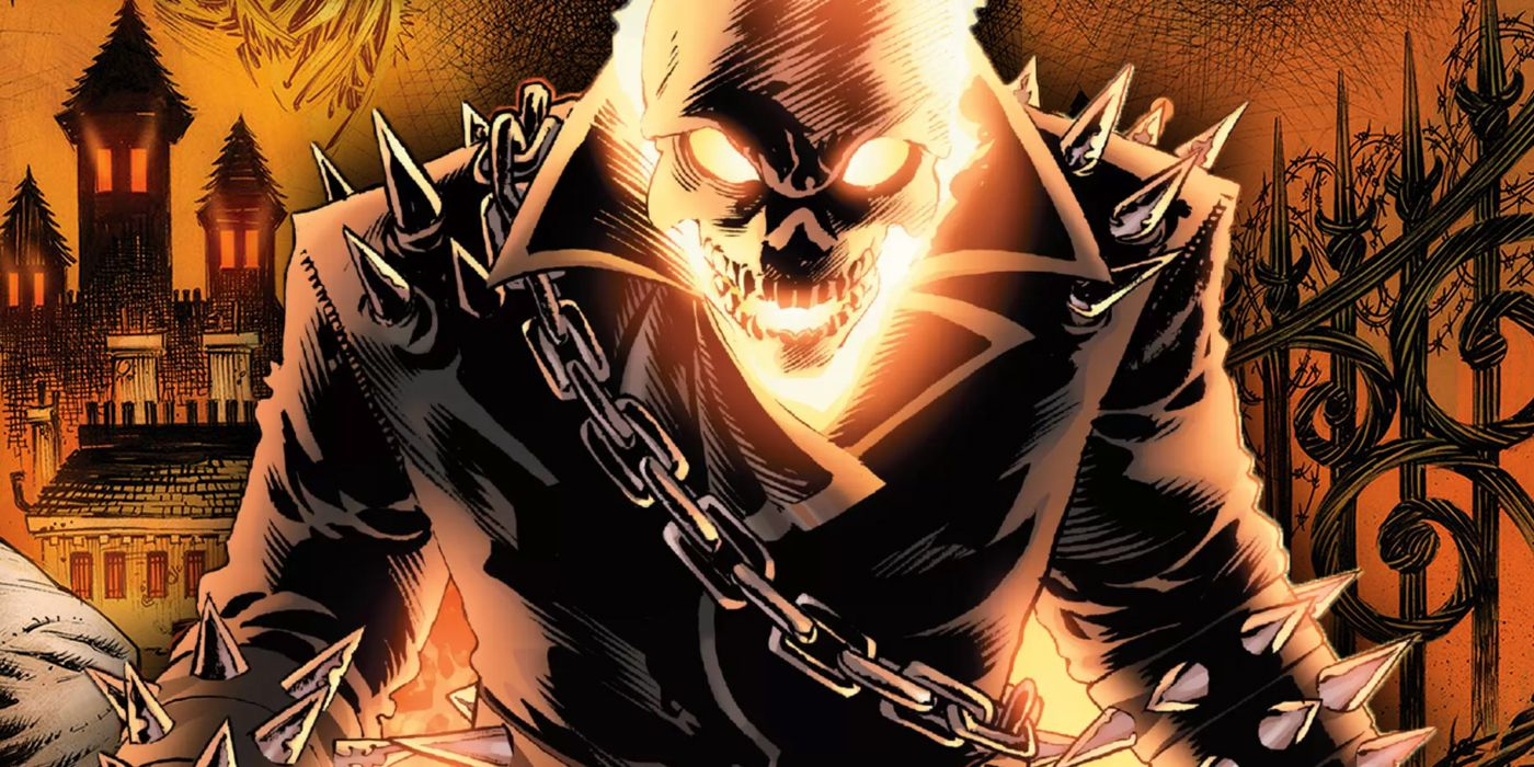 Marvel Reveals the Headless Horseman Was a Ghost Rider - and It Makes Total Sense