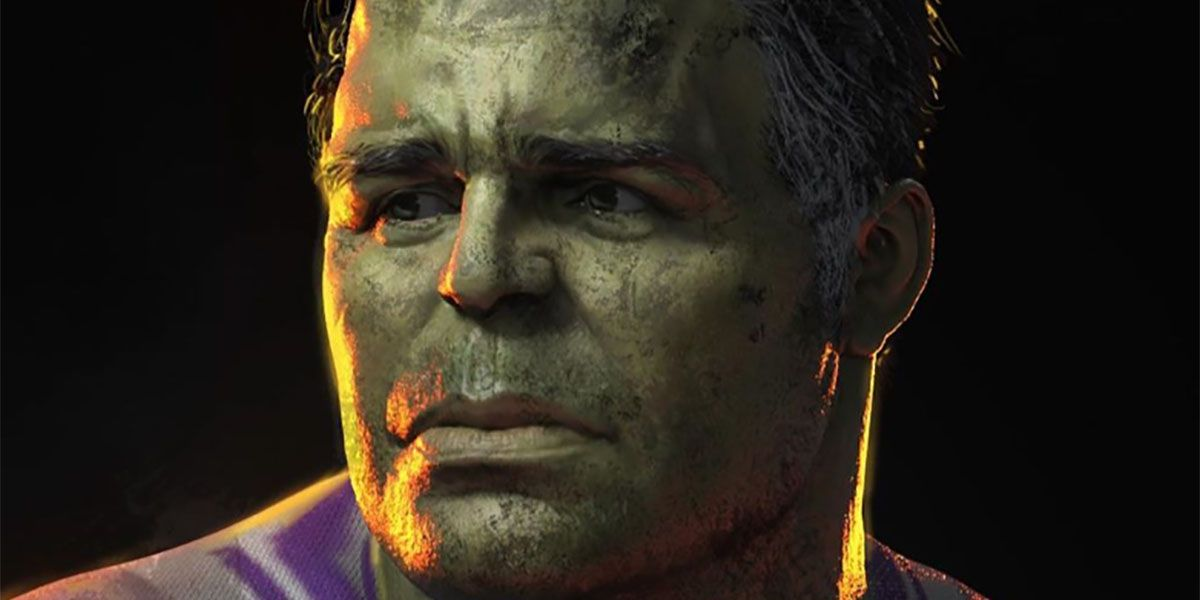 Endgame Concept Art Offers Alternate Take on Hulk's Damaged Arm