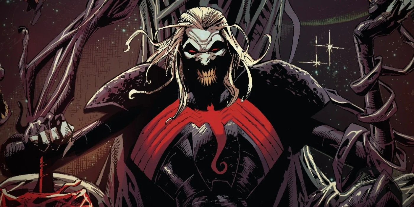 Deus Simbionte de Venom deveria ter permanecido nas sombras 1