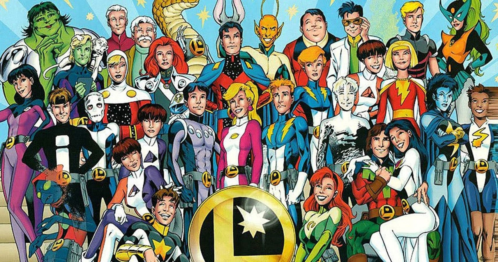 10 Things You May Not Know About The Legion Of Super-Heroes | CBR