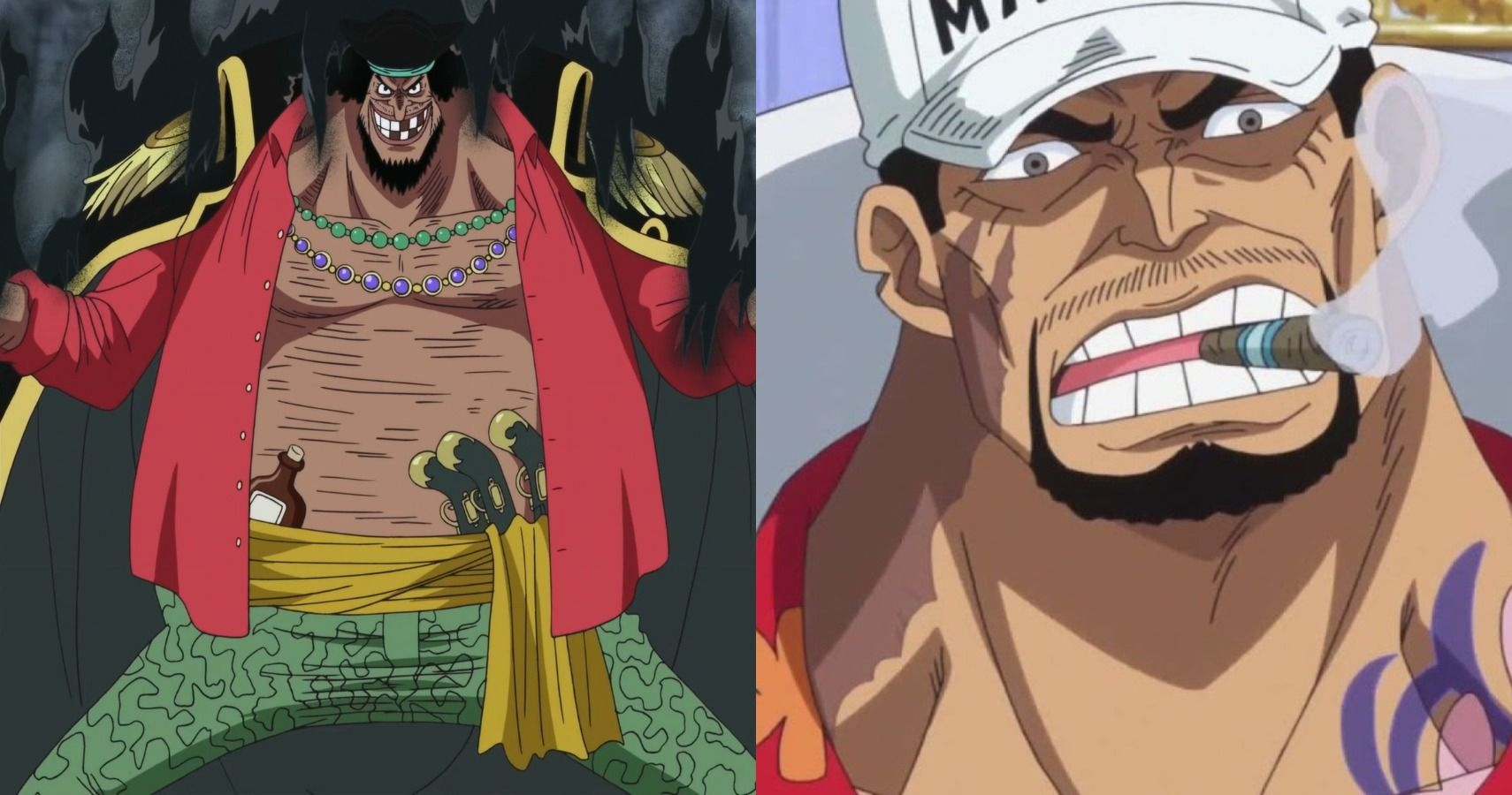 One Piece: 5 Reasons Why Blackbeard is the Best Villain ...