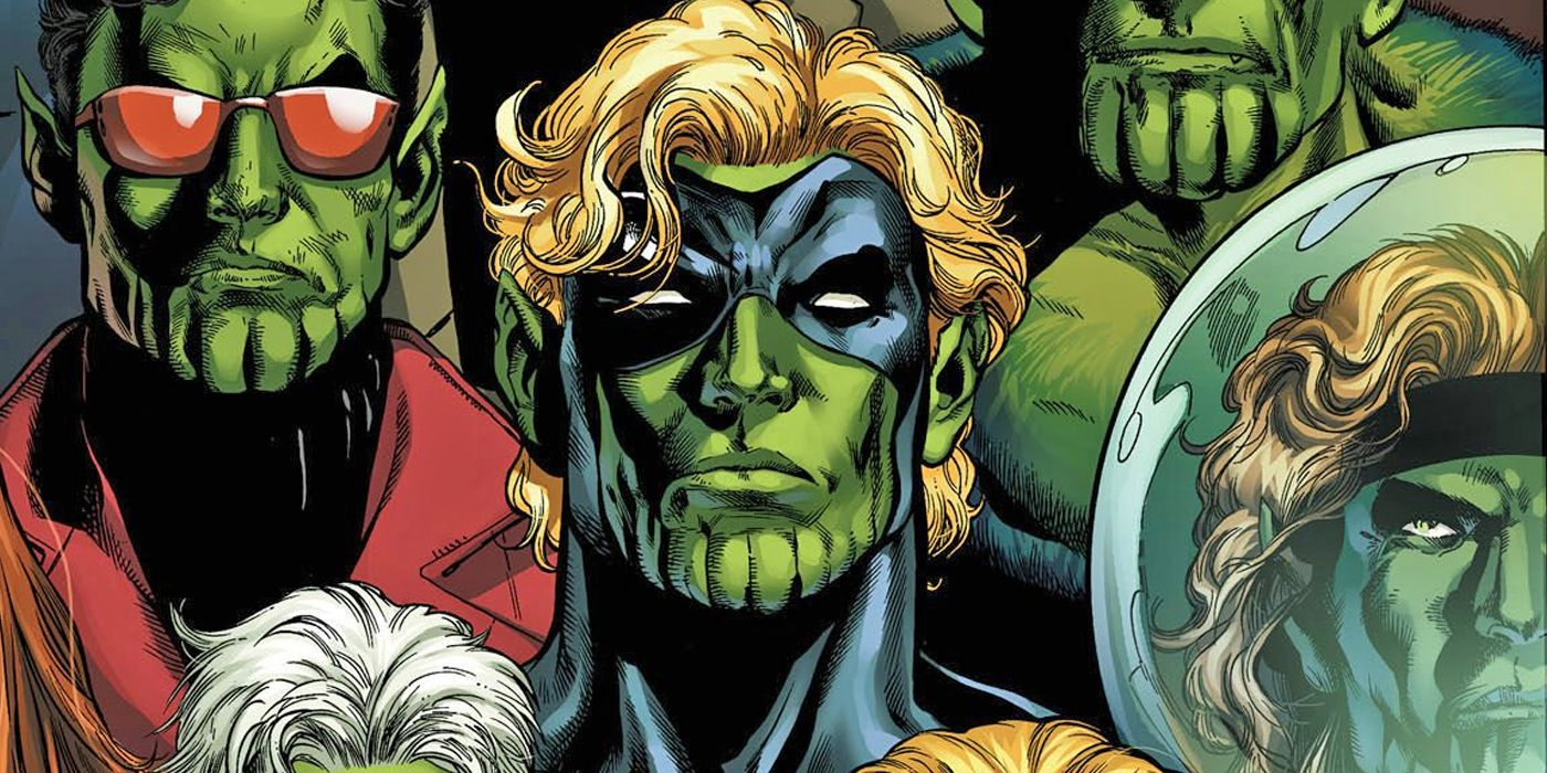 Marvel's First Skrull Secret Invasion Was Earlier Than Anyone Realized