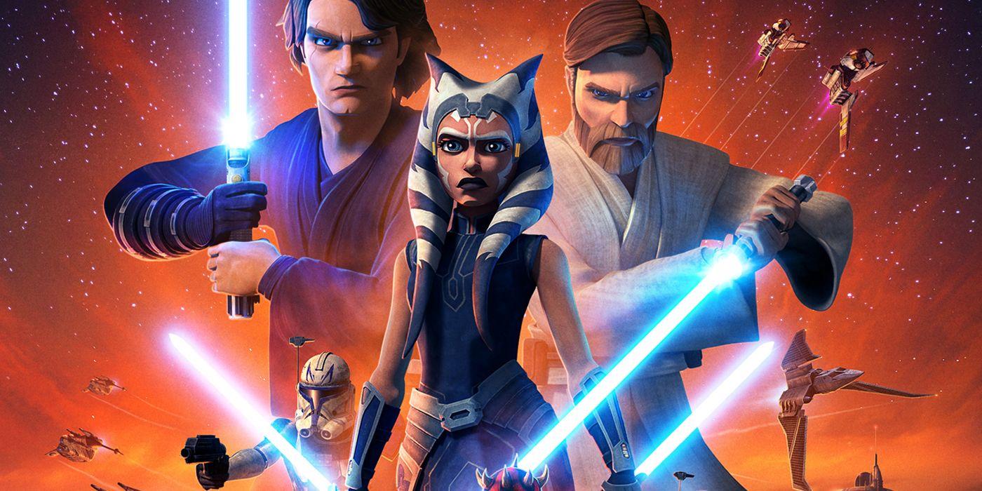 WATCH: D23 Hosts Virtual Star Wars: The Clone Wars Cast Reunion