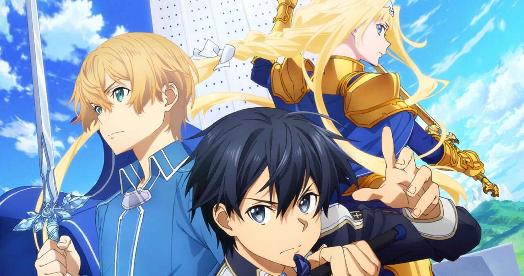 Sword Art Online 5 Reasons Alicization Is The Best Arc 5 It Is The Worst
