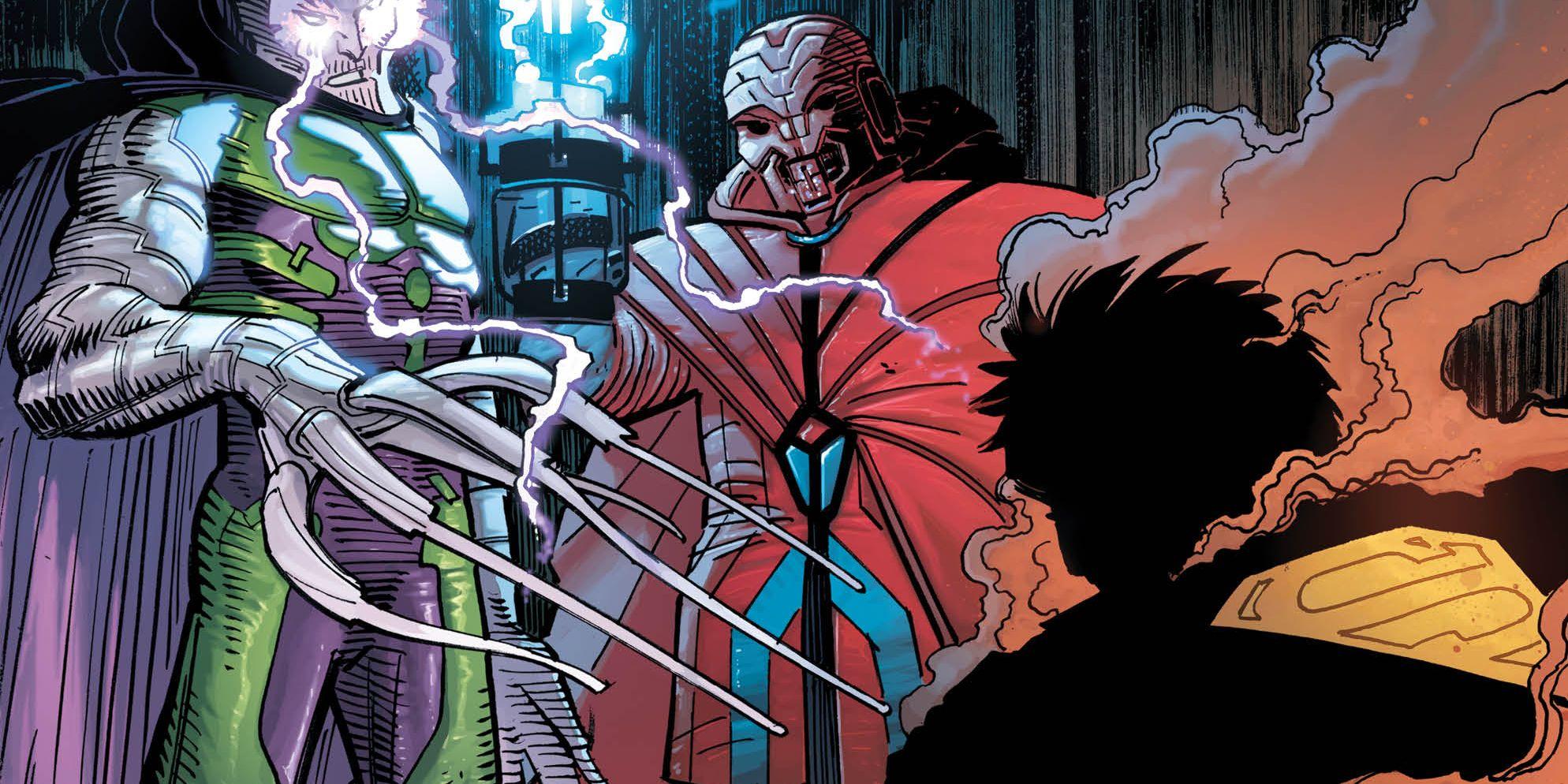 EXCLUSIVE: The Legion of Doom Recruits the DC Universe's Most Dangerous Villain