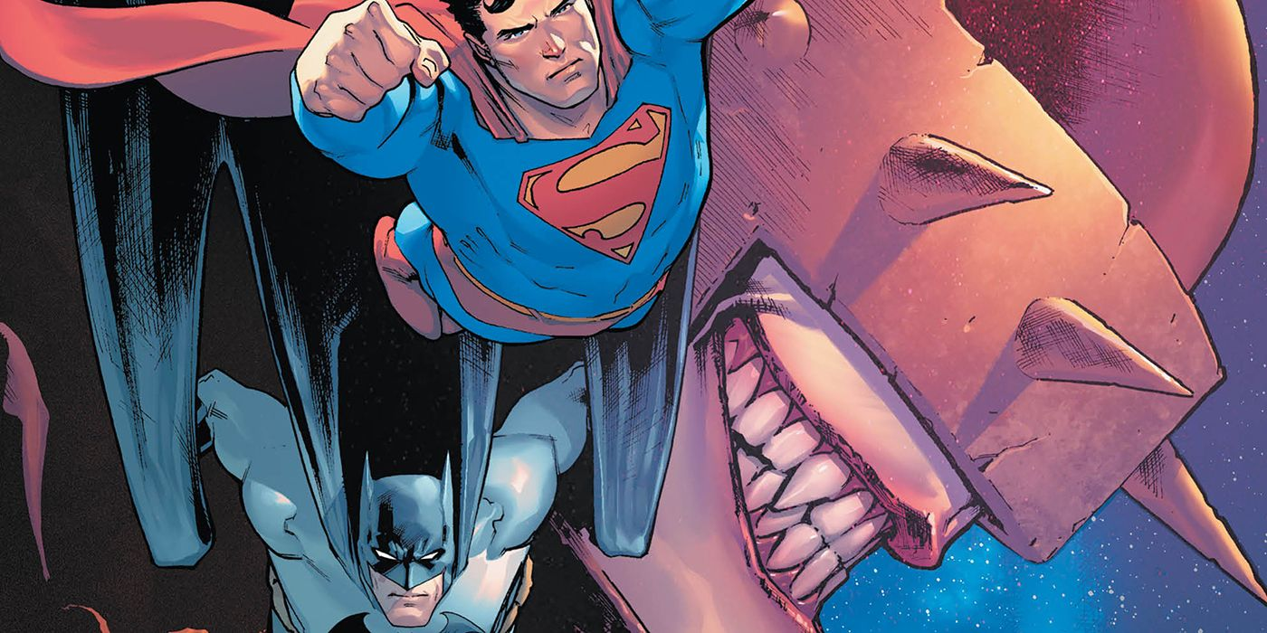 EXCL: Batman and Superman Learn One of Jim Gordon's Darkest Secrets
