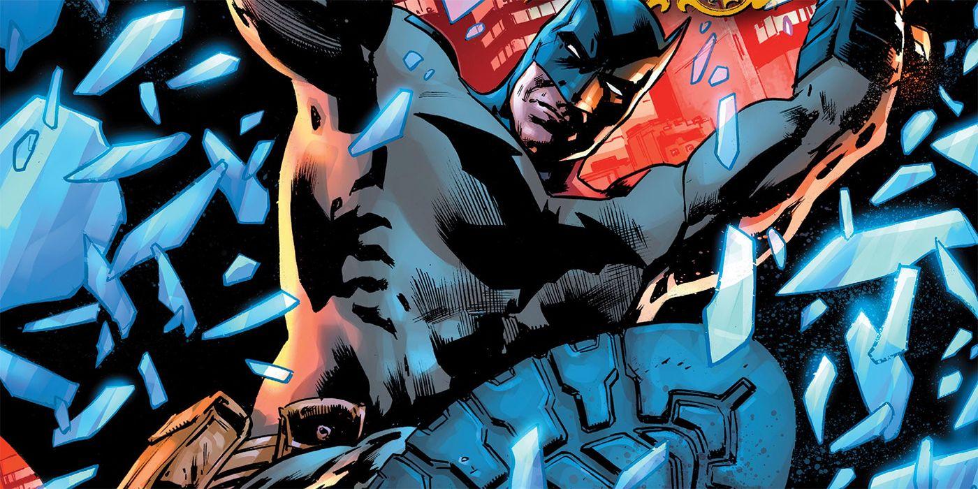The Batman's Grave Unearths the Most Brutal Dark Knight Yet   CBR