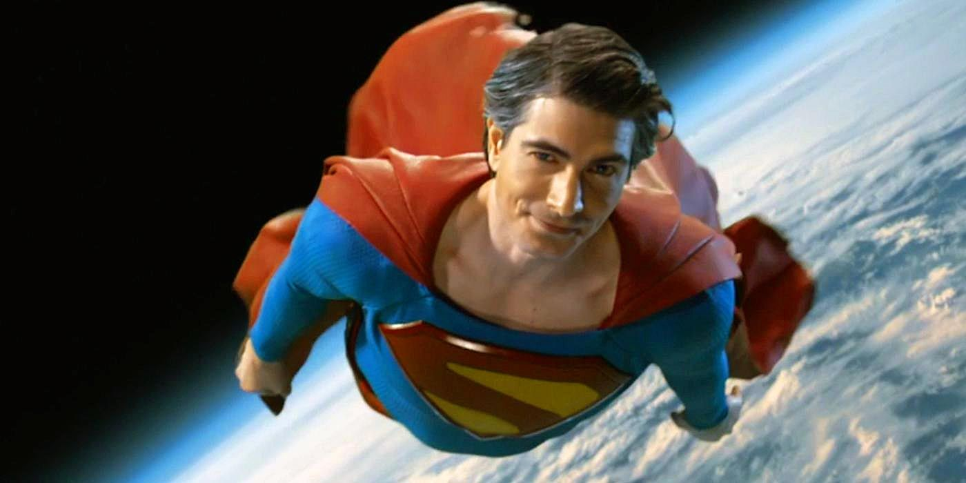 Routh's Superman Teams With (Mini) Spider-Man in BTS Crisis Photo