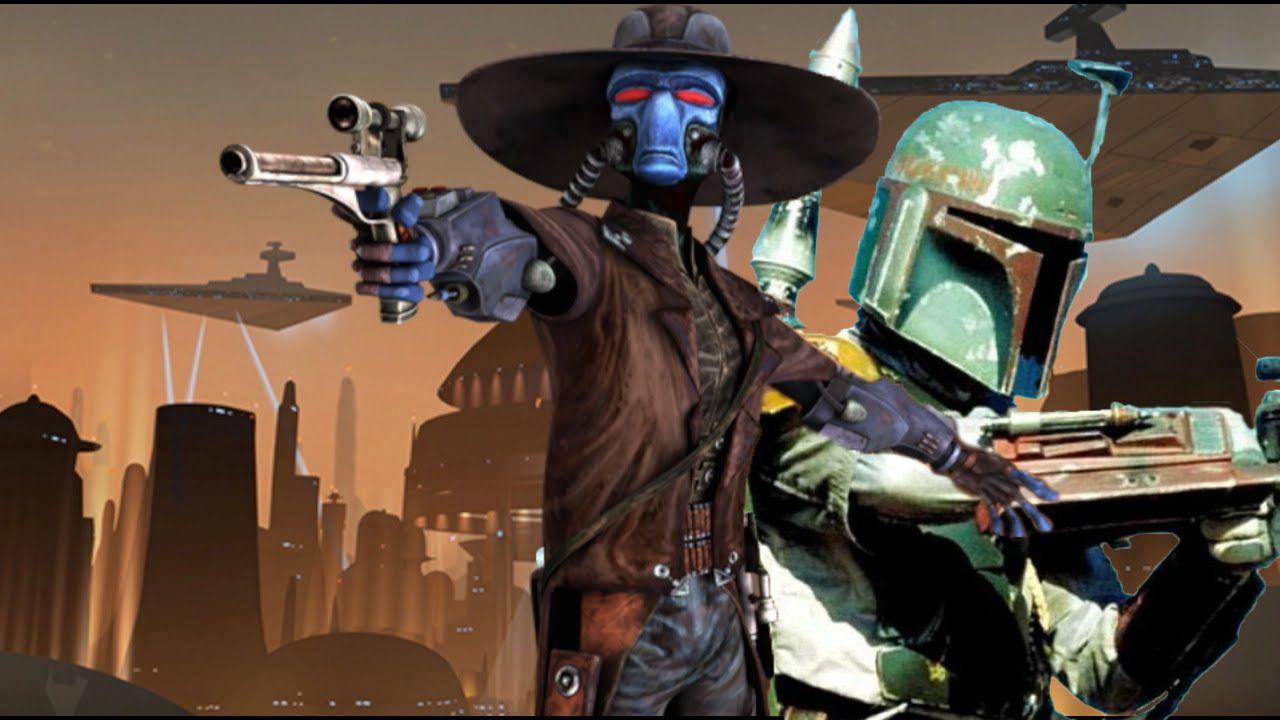 Boba Fett Vs. Cad Bane: Which Star Wars Bounty Hunter Is Stronger?