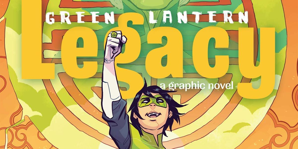 Green Lantern: Legacy's Minh Le Introduces a New, Young Emerald Knight