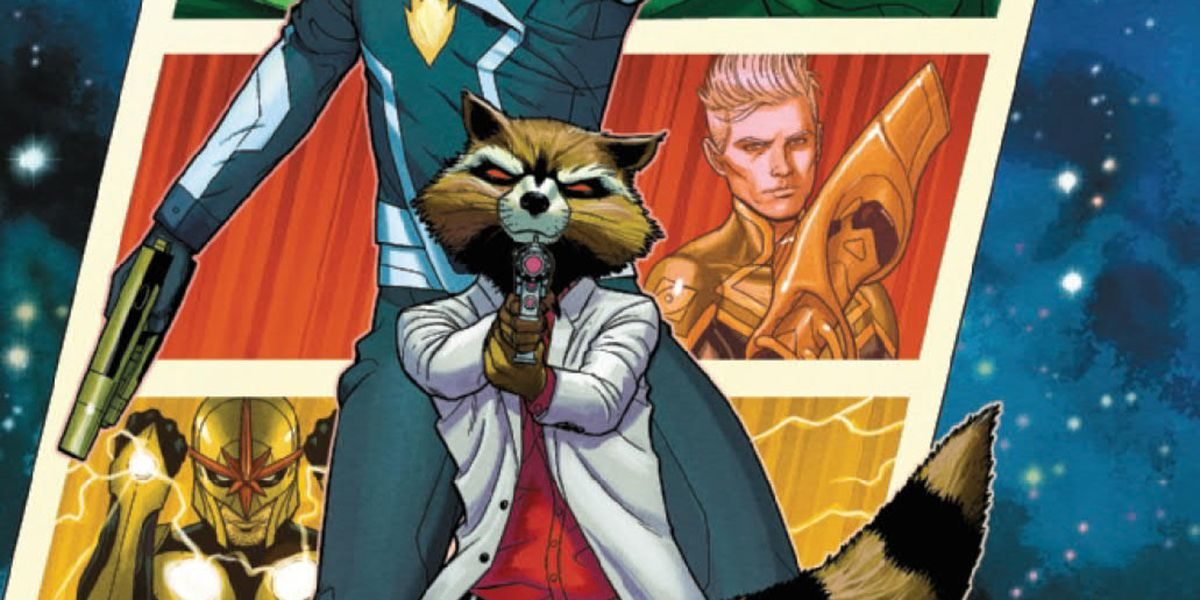 EXCL: The Guardians of the Galaxy Prepare to Take on a Major Cosmic Threat