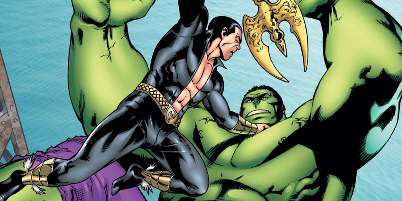 Image result for hulk namor