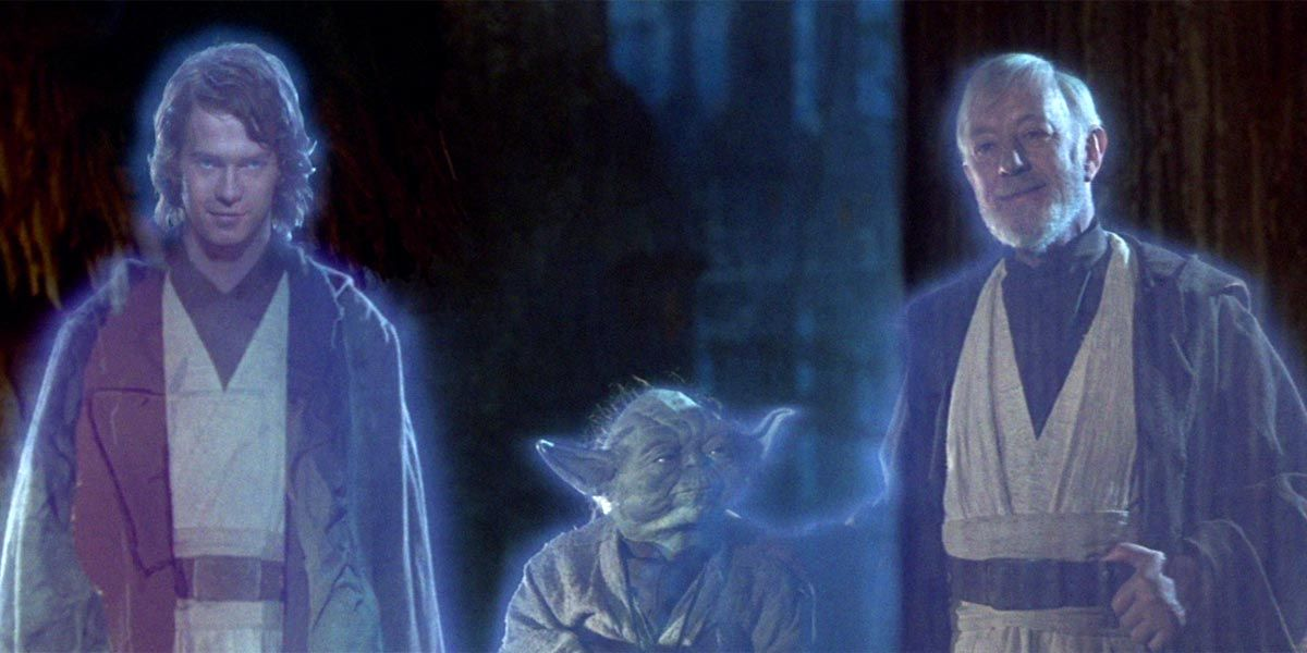Star Wars: Why Only SOME Jedi Disappear After They Die | CBR